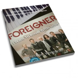 HPB: I WANT TO KNOW WHAT LOVE IS - Foreigner