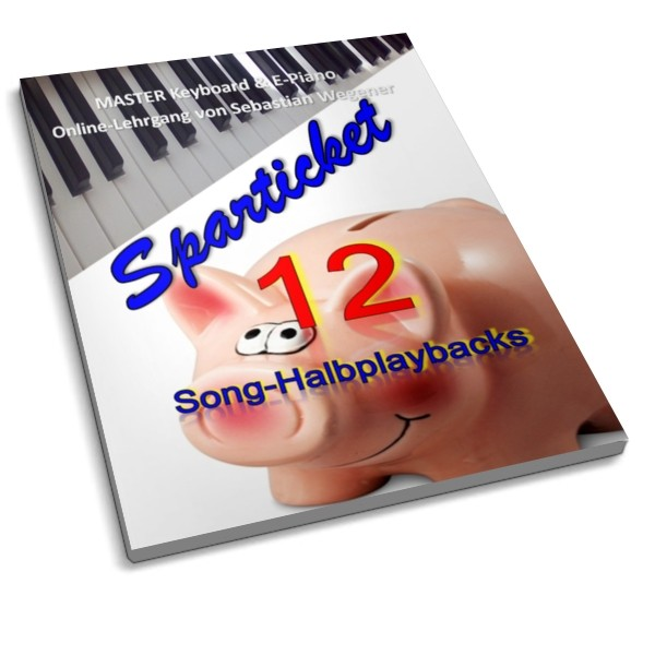 SPARTICKET für 12 HPB-Songs