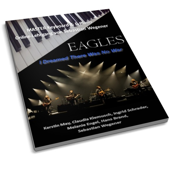 I DREAMED THERE WAS NO WAR - The Eagles